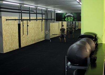 Crossfit - Workout 452